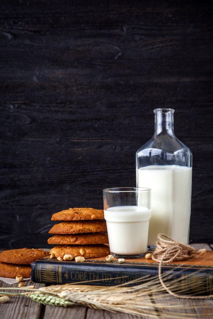 Lactose uit melk in het prikkelbare darmsyndroom