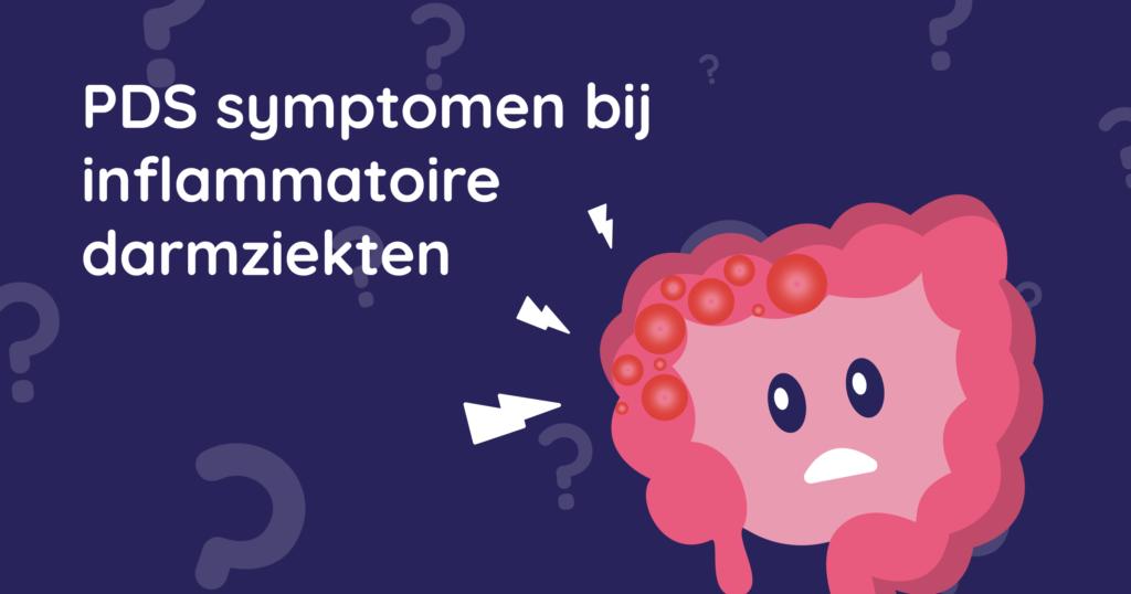 PDS symptomen bij IBD